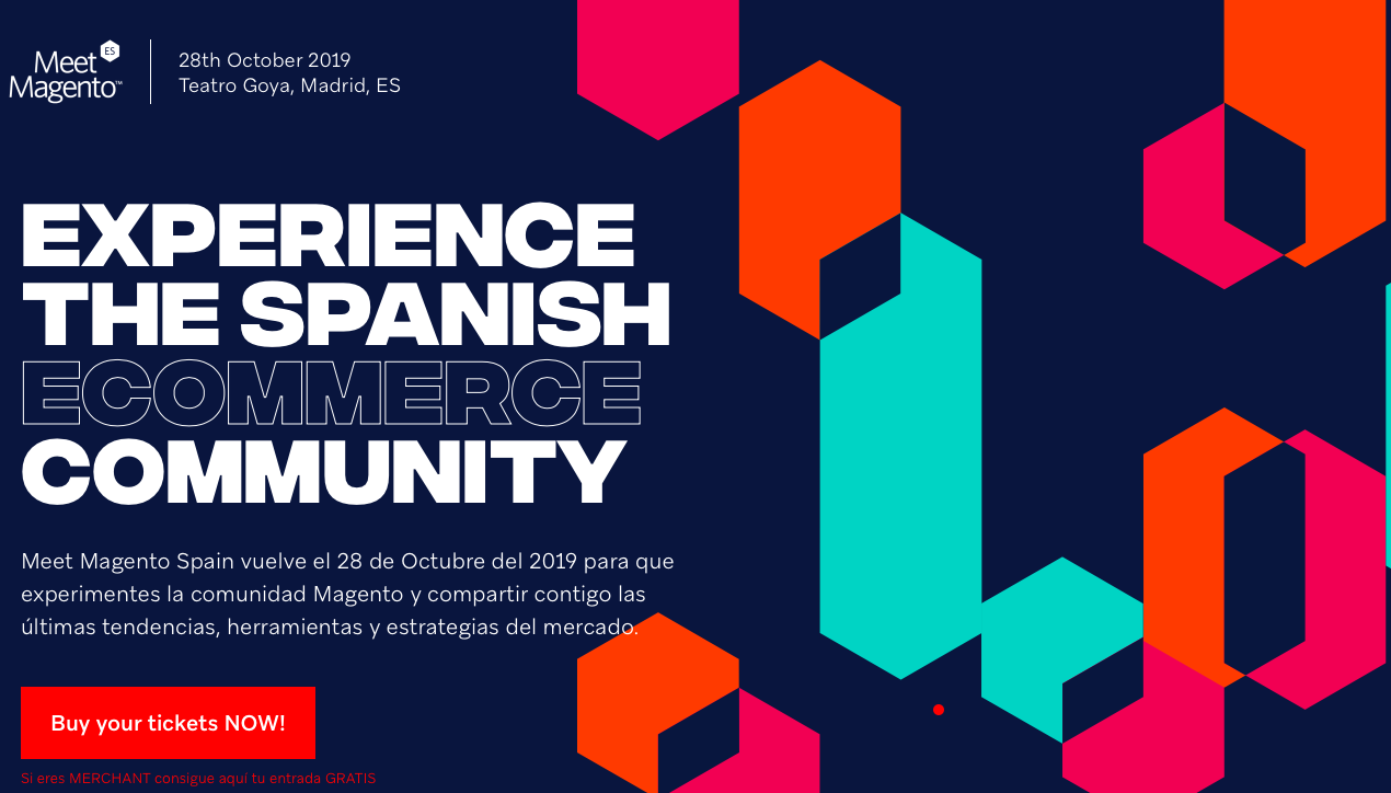 Meet Magento, el evento anual de Magento en España