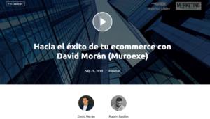 SEMrush webinar con e-commerce Muroexe