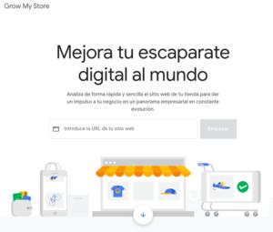Grow My Store byGoogle, qué es y cómo funciona