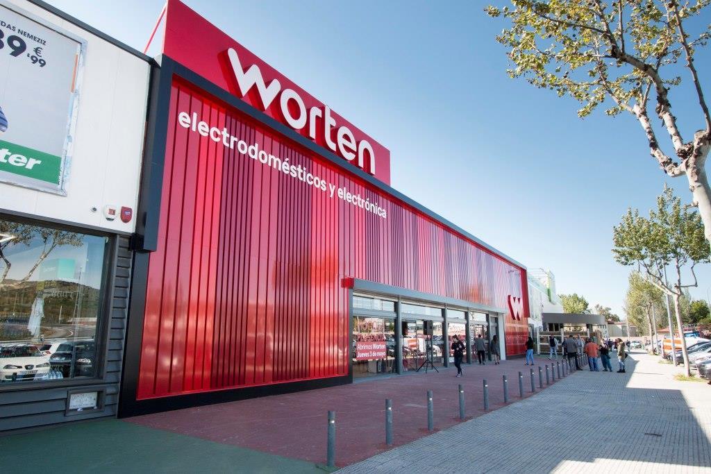 Worten Cierra 17 de sus tiendas Físicas y apuesta por el mercado Online 1