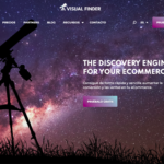 Visual Finder THE DISCOVERY ENGINE FOR YOUR ECOMMERCE
