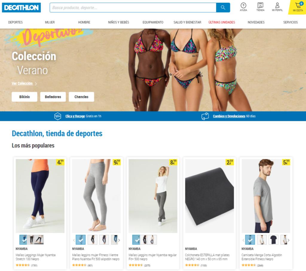 ¿Cuáles son las páginas más importantes de una tienda online?