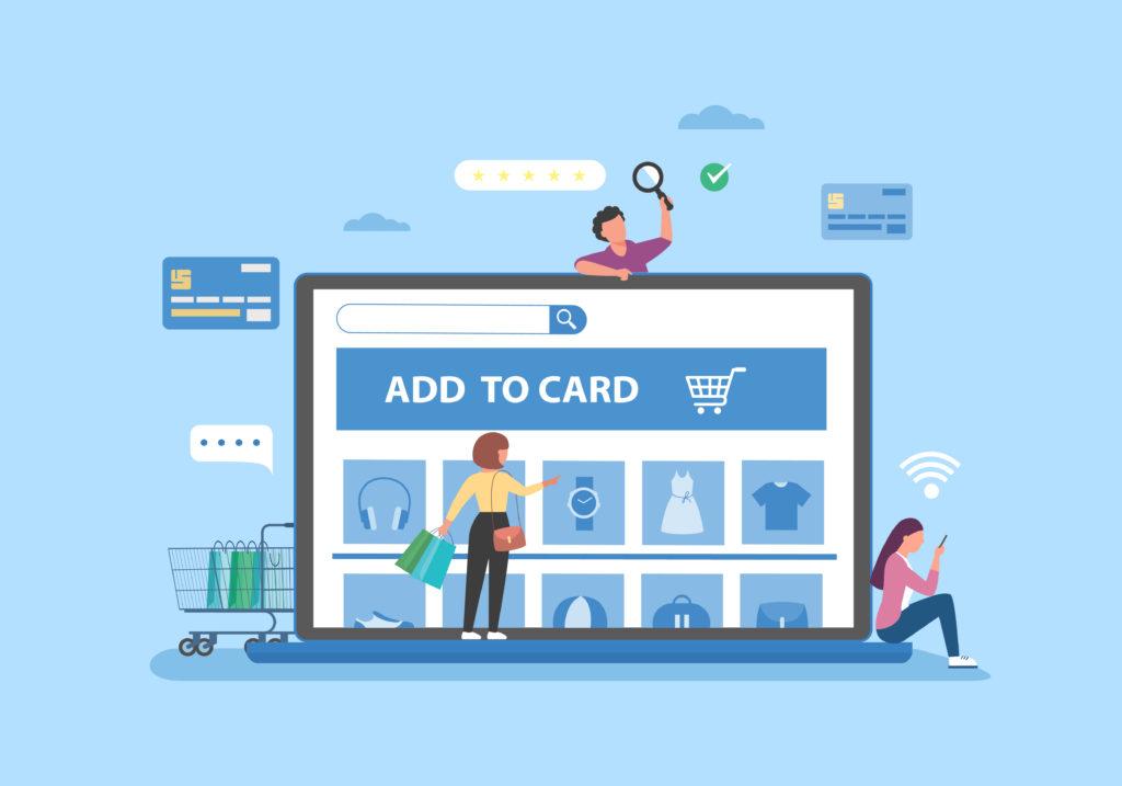 5 mejores prácticas para el diseño web de comercio electrónico 1