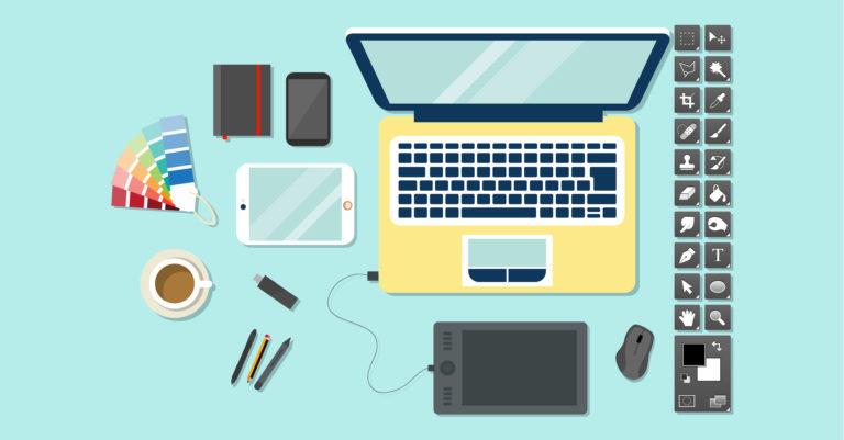 herramientas de diseño para tu tienda online