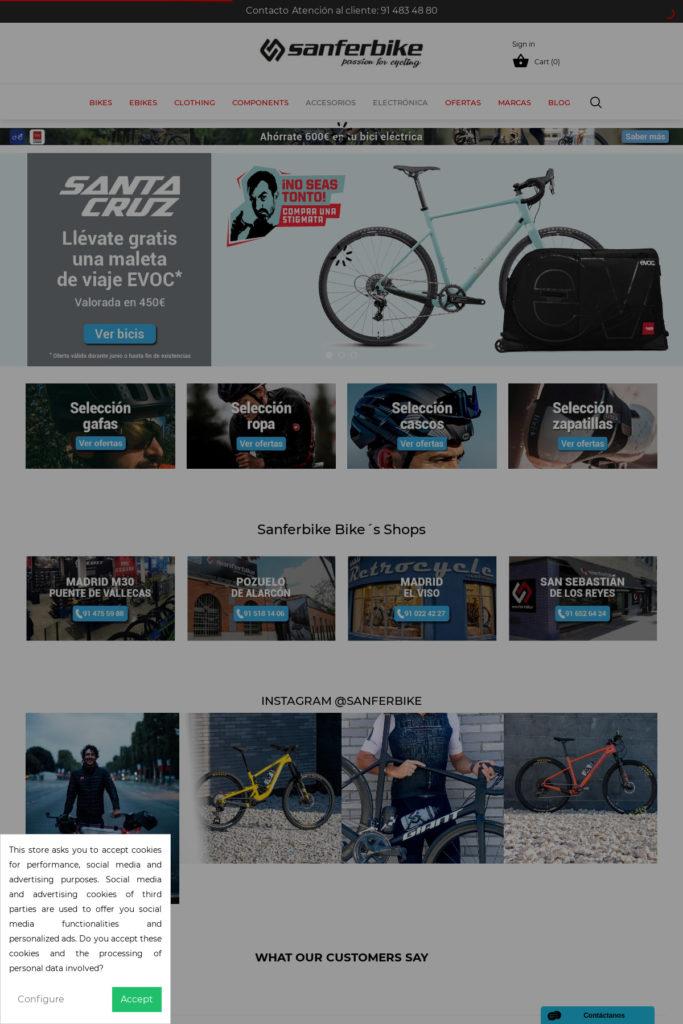 sanferbike.com 1