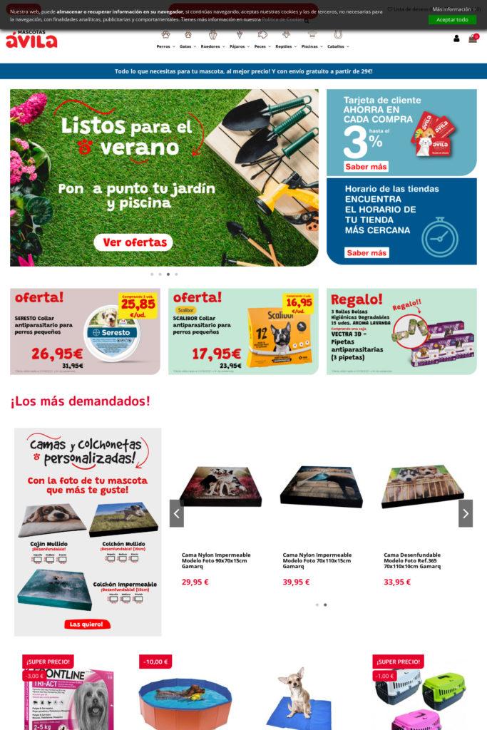 mascotasavila.com 2