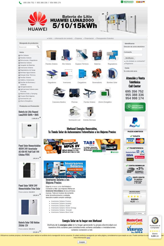 merkasol.com 1