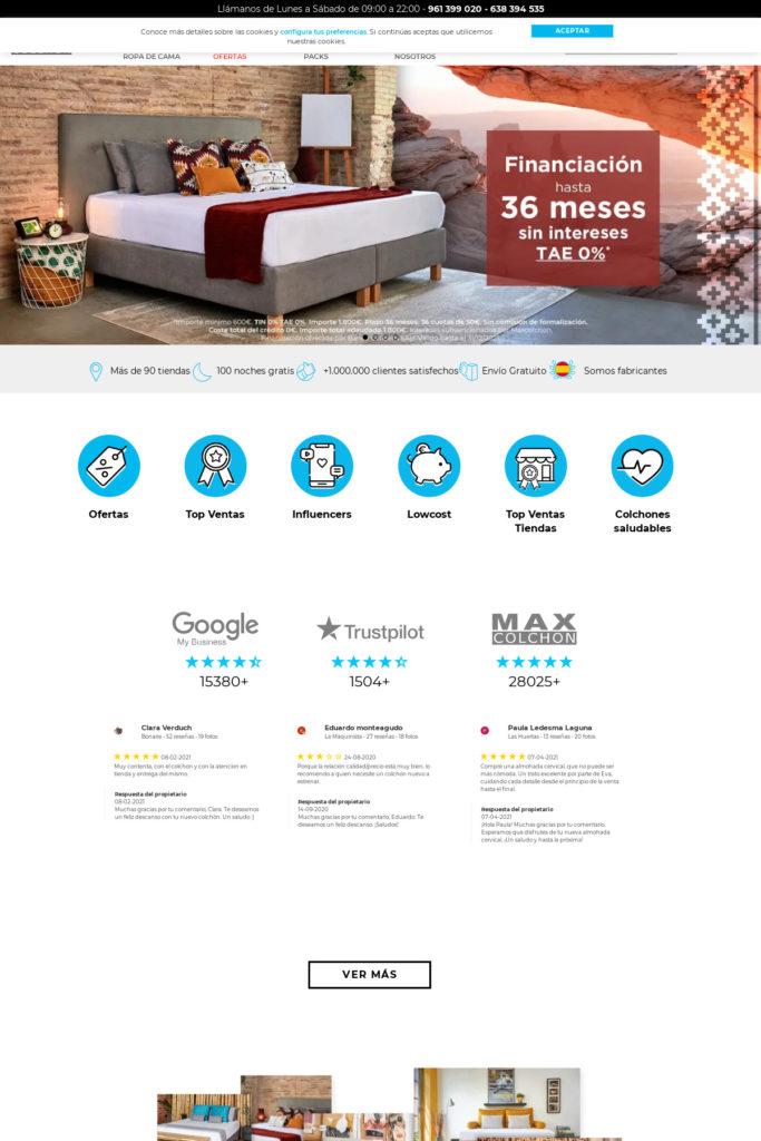 maxcolchon.com 2